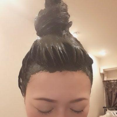 髪質改善&体内毒素の排出も出来る!【健康増進☆ヘナトリートメント】~肩甲骨までのロング(Ⅱ)~