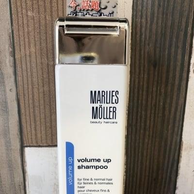 Marlies Moller 水素ボリュームアップシャンプー 320ml