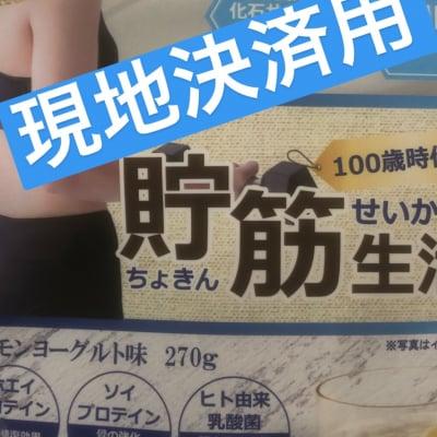 【現地決済用】医療機関専売高機能プロテイン貯筋生活レモンヨーグルト風味徳用1パック60日分