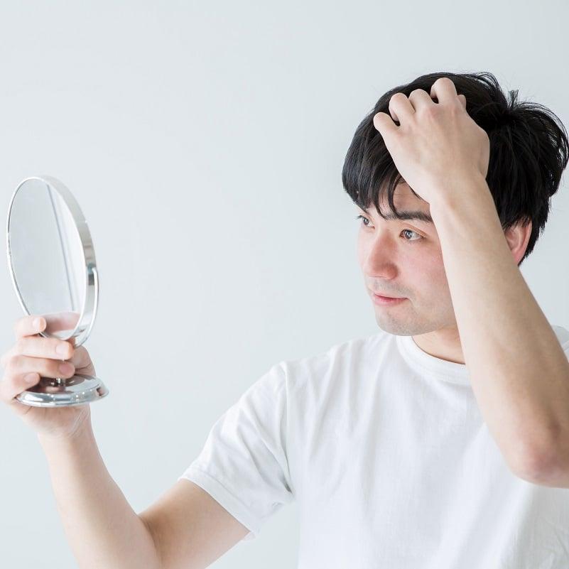 【初回限定価格!!】薄毛・やせ毛のまったく新しい育毛法・「刺さない針育毛」で頭皮の奥へ有効成分を届ける。最先端の頭皮ケア!!のイメージその1