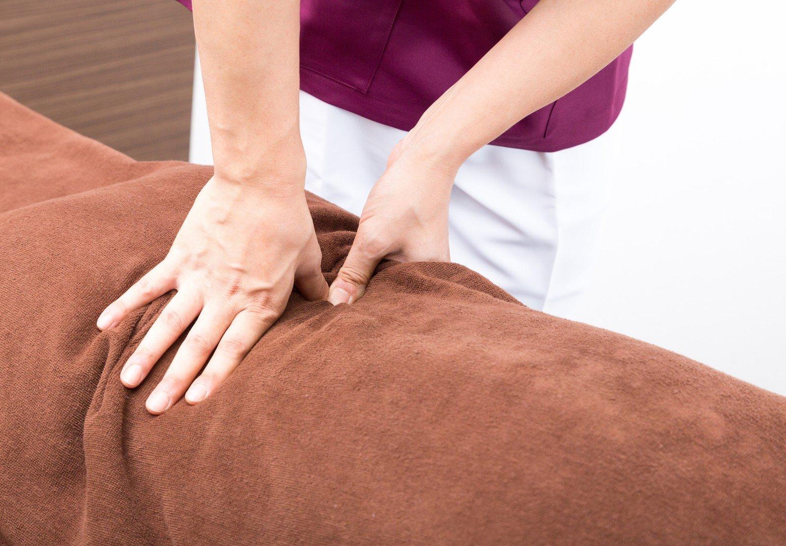 【初回限定】慢性腰痛改善チケットのイメージその1