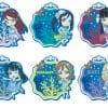 大幅値下げ!!!【ラブライブ!サンシャイン!!】ラバーコースターキーホルダーコンプリートセット(全9種)