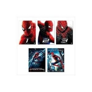 【DVD】スパイダーマン DVD5枚セット