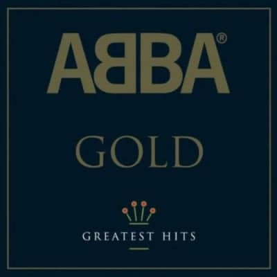 【CD】ABBA GOLD-GREATEST HITS
