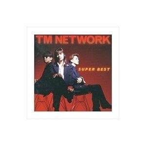 【CD】TMネットワーク  スーパー・ベスト