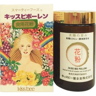 キッスビポーレン 食用花粉 230g