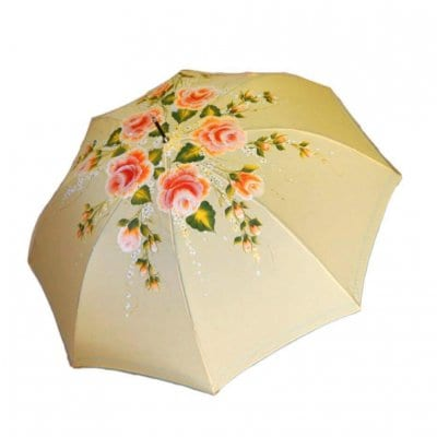 トールペイント傘