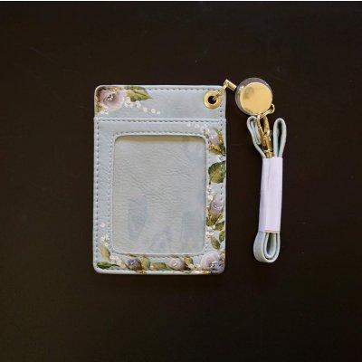トールペイントのパスカードケースの画像2