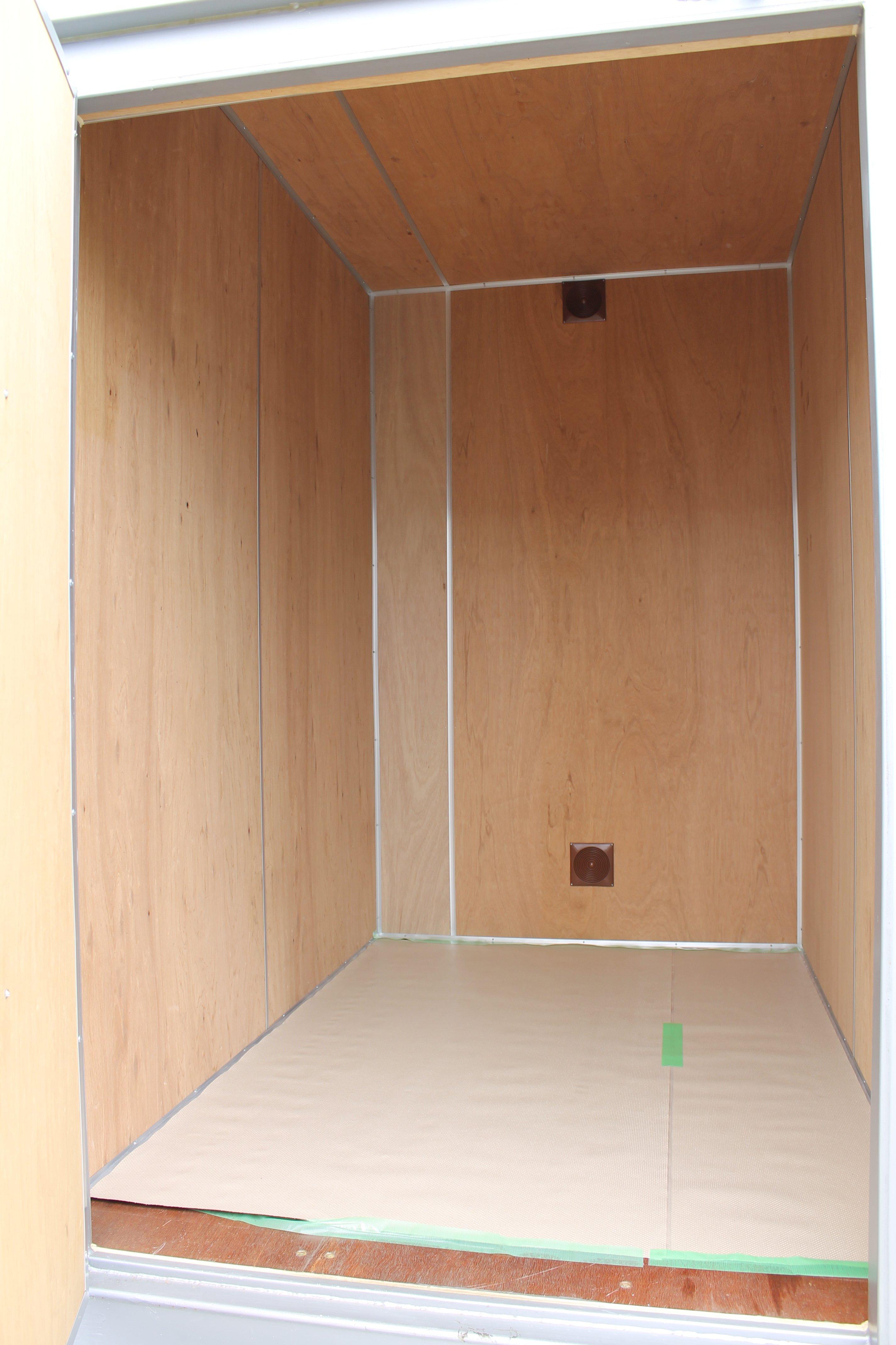 【現地払い又はお振込み専用】狭山市上赤坂タウンボックス4ドア(2帖)タイプ 1ケ月分(レンタルボックス・トランクルーム・貸し倉庫・コンテナ・収納)のイメージその4