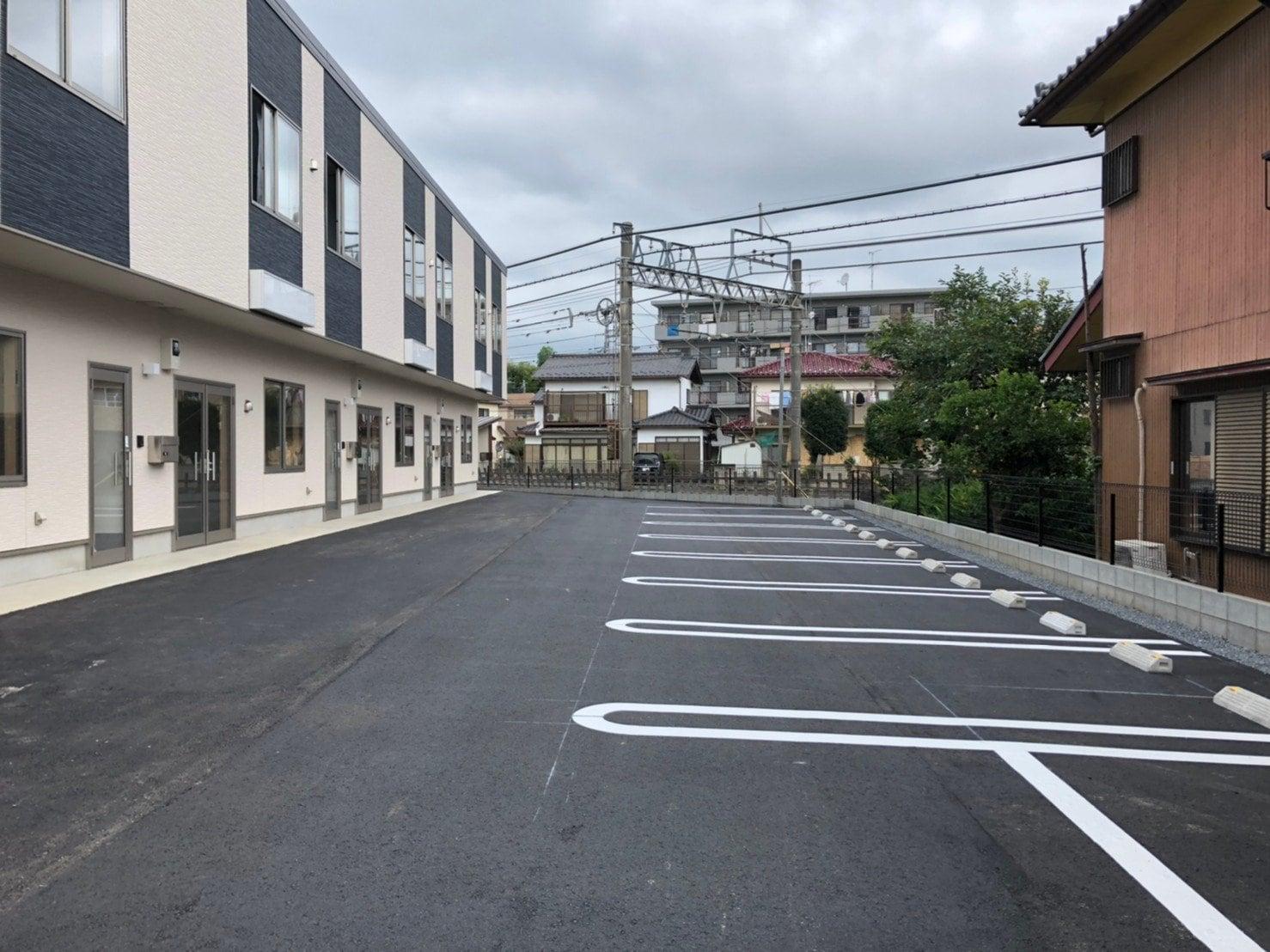 【現地払い又はお振込み専用】埼玉県東松山市 新築貸し事務所・店舗のイメージその3