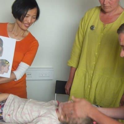 テンプラーナ早期介入療法ホームトレーニングフォローアップ