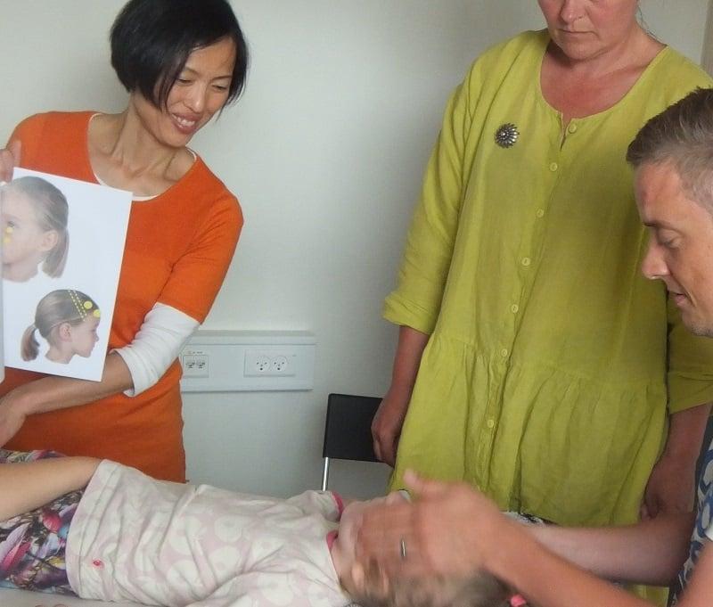 テンプラーナ早期介入療法ホームトレーニングフォローアップのイメージその1