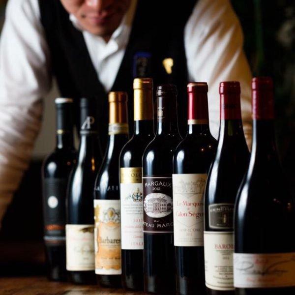 【完売御礼】【¥10,000】 小山昌陽オリジナル赤白ワイン2本セットのイメージその1