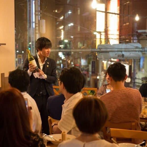 【完売御礼】【¥14,000】小山昌陽オリジナル赤白ワイン2本セット+オリジナルワイン完成記念パーティー参加券のイメージその1