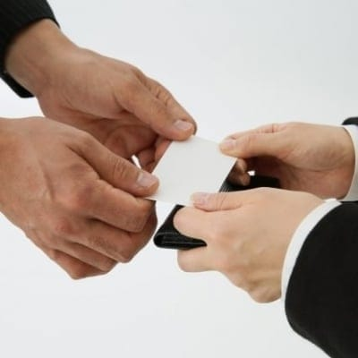 【60分】「仕事する名刺」コンサルティング&アドバイス