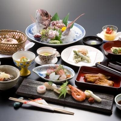 会席料理コースチケット - お祝い会席 -