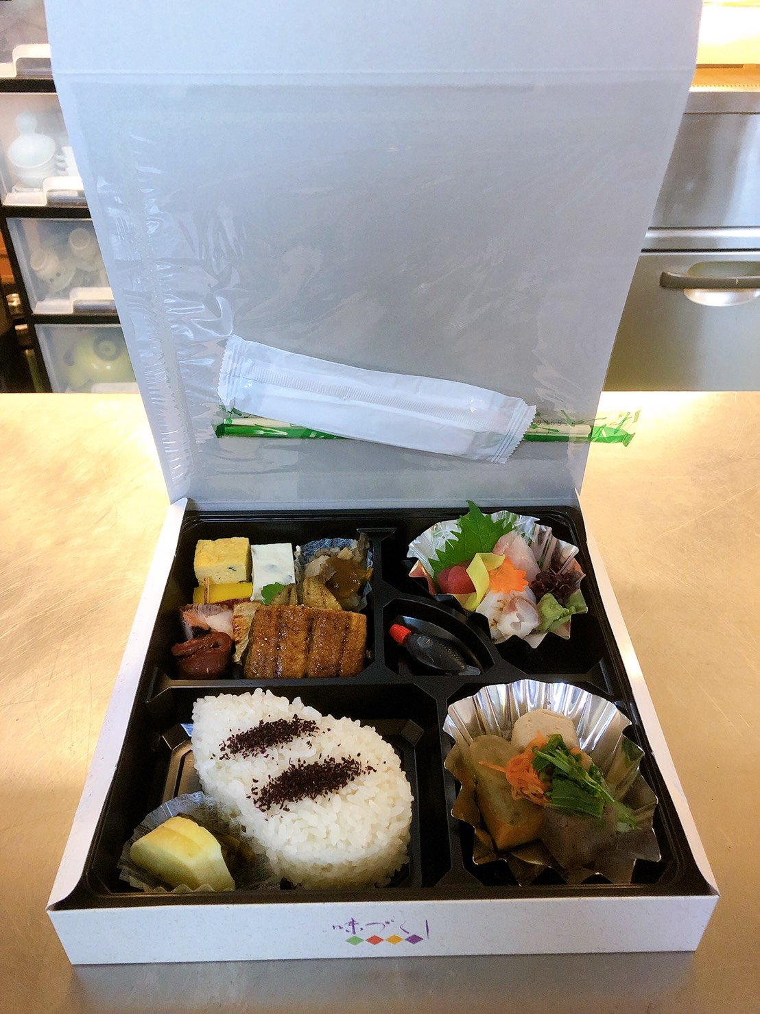 【テイクアウト・出前用】松花堂弁当(うなぎ入り)のイメージその2