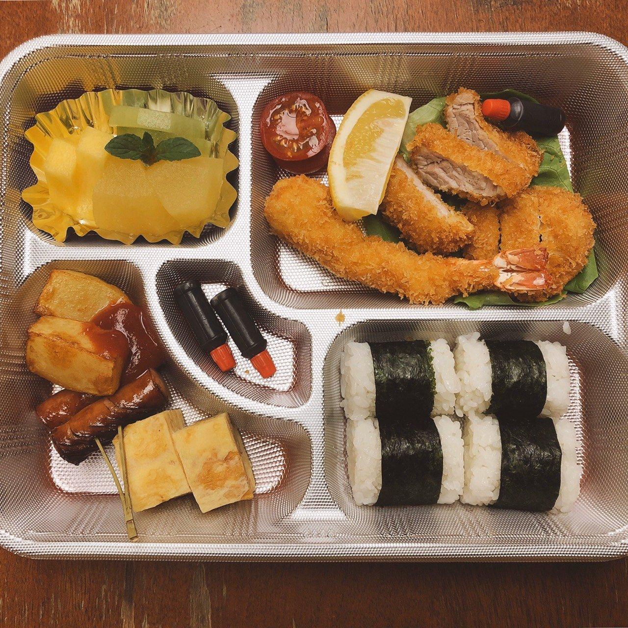 【テイクアウト・出前用】お弁当(お子様用)のイメージその1