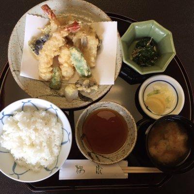【店内・現地支払い専用】天ぷら定食