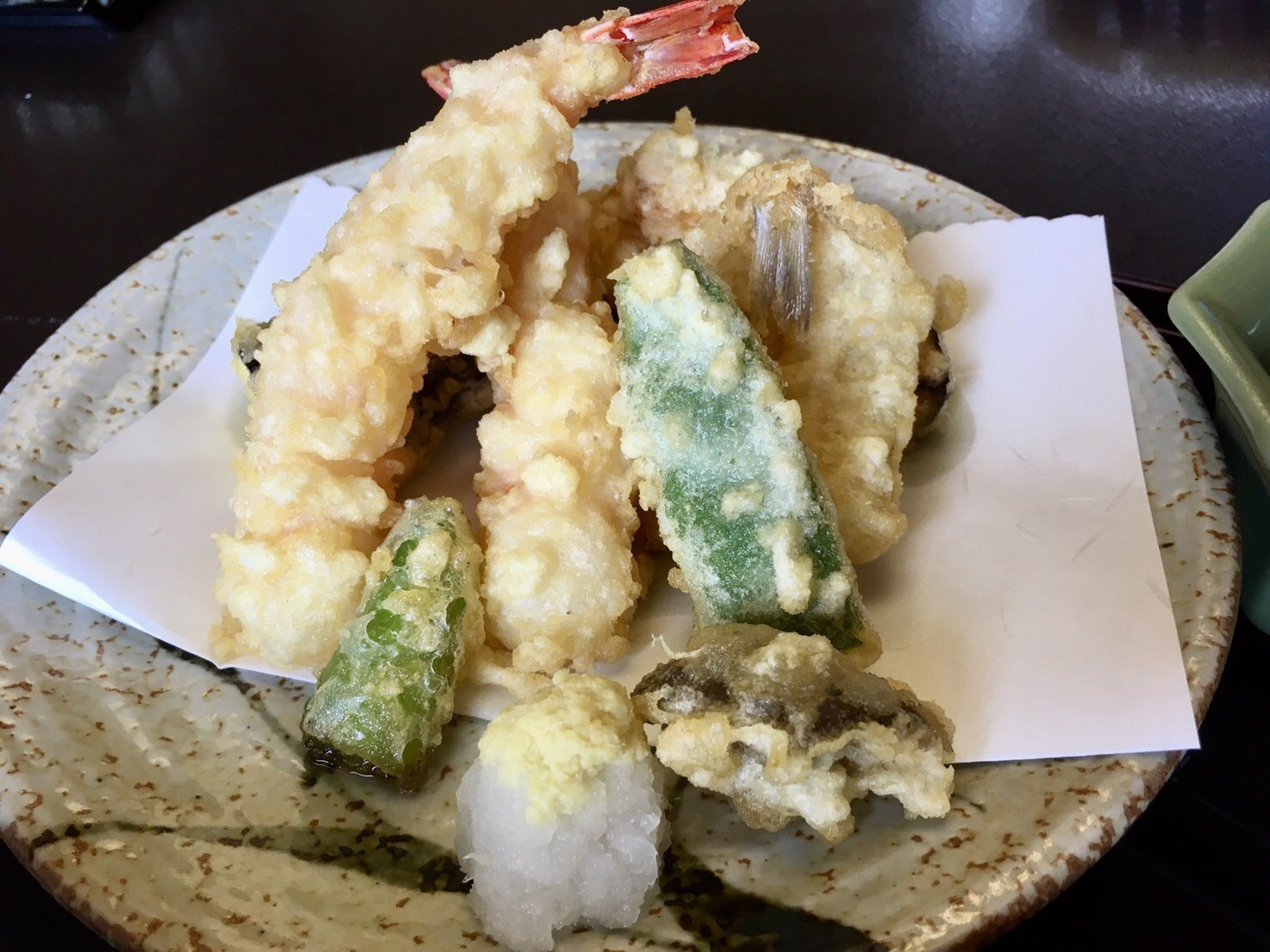 【店内専用】天ぷら定食のイメージその2