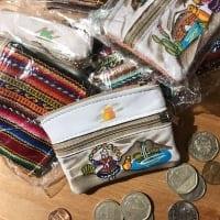 ペルー コインケース