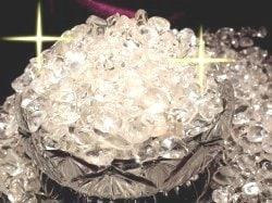 2個セット【スマホ浄化セット用】お取替えさざれ石(水晶)