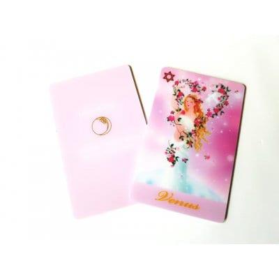 【さそり座新月パワー入り】ヴィーナスのお財布パワーカード
