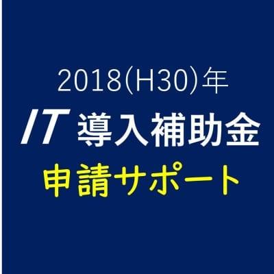 【銀行振込専用】IT導入補助金・申請サポート(平成29年度補正 サービス等生産性向上IT導入支援事業)