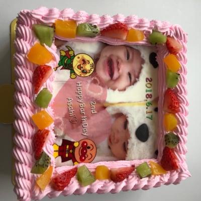 清水さま専用誕生日ケーキ