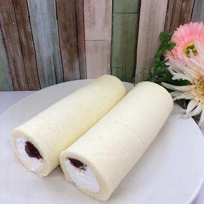 プレミアムロールケーキ【ストロベリー】