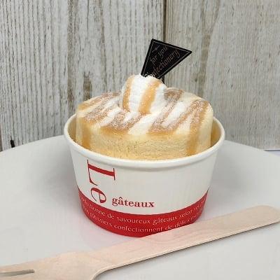 ☆新商品☆クレームブリュレカップケーキ