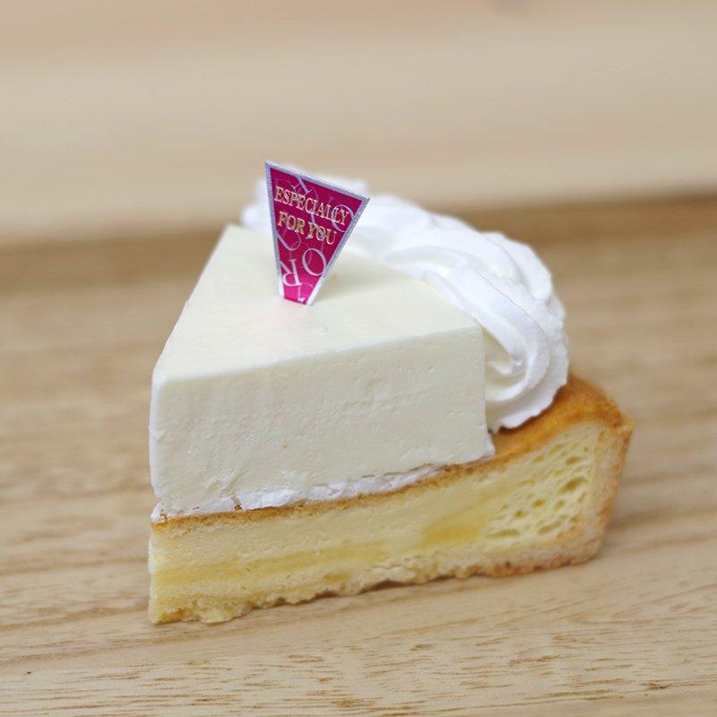 ダブルチーズケーキのイメージその1