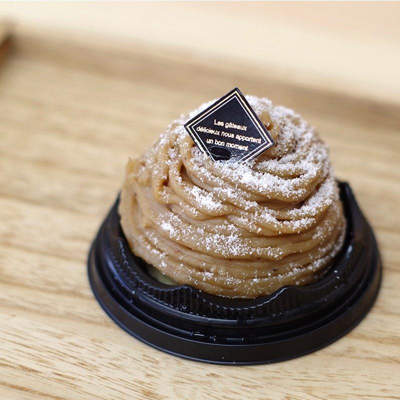 渋皮マロンのモンブランのイメージその1