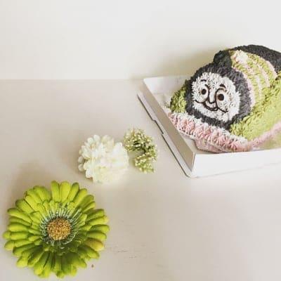 藤木さま専用【グルテンフリー】クリームで作るキャラクターケーキ