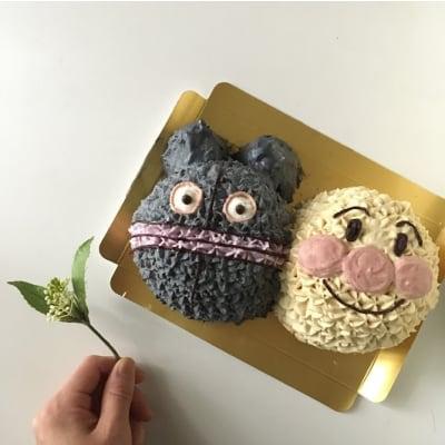 池田さま専用【グルテンフリー】クリームで作るキャラクターケーキ 受け渡しのみ