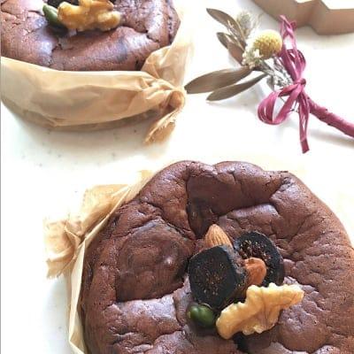 【グルテンフリー】ままがしオーガニックチョコレートの濃厚ガトーショコラ