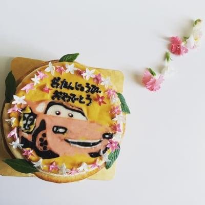 S様限定【グルテンフリー・乳製品不使用】ままがしキャラクターケーキ 受け渡しのみ