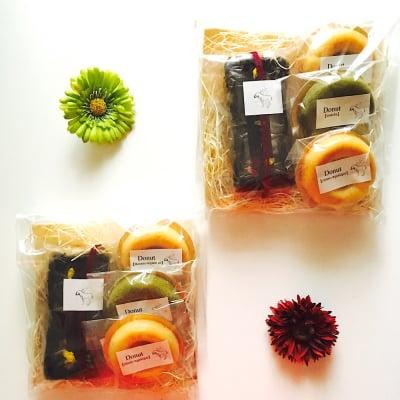 送料無料(一部地域をのぞく)【ままがし定期お届け便】グルテンフリーの手作り焼き菓子詰め合わせお届け便 (毎月1回3〜4種類程)