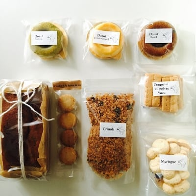 送料無料(一部地域をのぞく)【グルテンフリー】身体に優しいグルテンフリー焼き菓子詰め合わせギフトセット