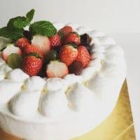 【グルテンフリー】オーダーお祝いケーキ 受け渡しのみ