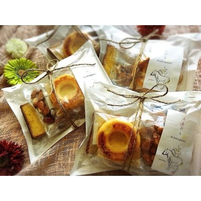 【グルテンフリー】ままがし人気おやつの詰め合わせ!グルテンフリー焼き菓子トライアルセット