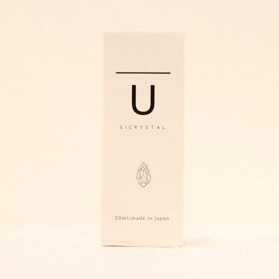 天然クリスタル(水晶)から生まれた珪素の濃縮溶液 UMO SICRYSTAL(ウモクリスタル)50ml