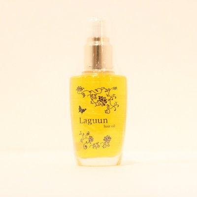 ラグーンヘアーオイル(50mlボトル)