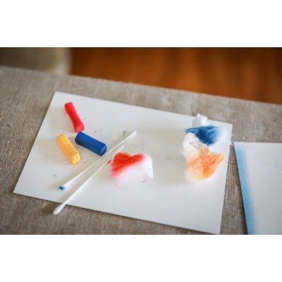 5月20日用 3色パステルアート体験会とお話会