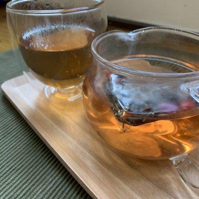1袋×2P 髪と身体の為のオリジナルブレンド茶 【Kamimo-かみも-】