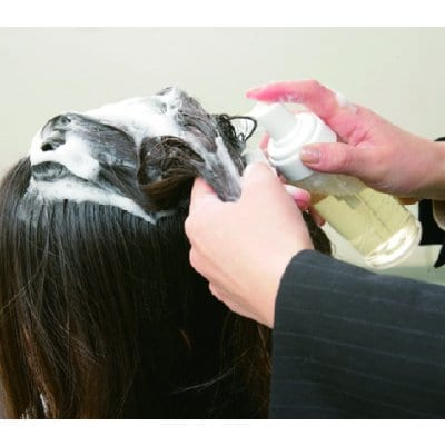 フケ・痒み・頭皮環境が気になる方必見!!【頭寒足熱美容法】 頭皮リラクゼーションエステ アレルギーコース(90分) クレジット不可
