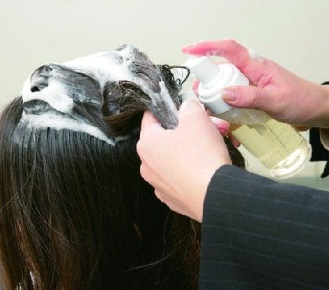 頭皮環境が気になる方必見!!【頭寒足熱美容法】 頭皮リラクゼーションエステ アレルギーコース(90分) のイメージその1