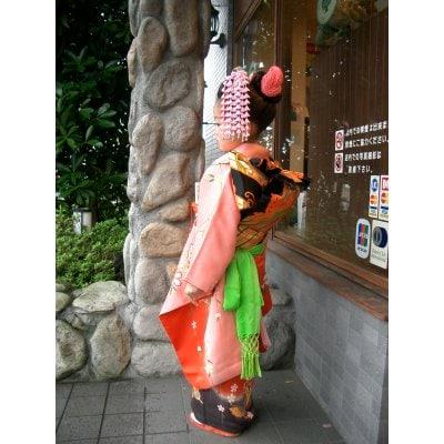【七五三】 七歳お仕度セット 伝統的な日本髪で神社で目立つ事NO1