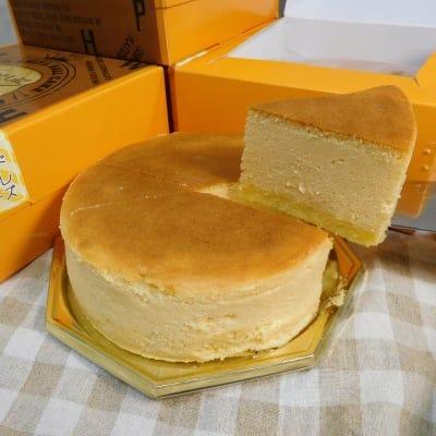 ベイクドスフレ 12センチ ちょっとしたホールケーキ