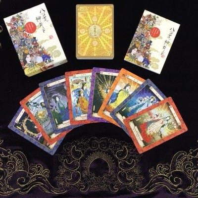【期間限定セット販売】八百万の神カード&オラクルカードマット